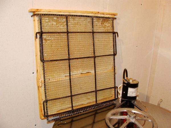 Пчелы как изготовить рамку